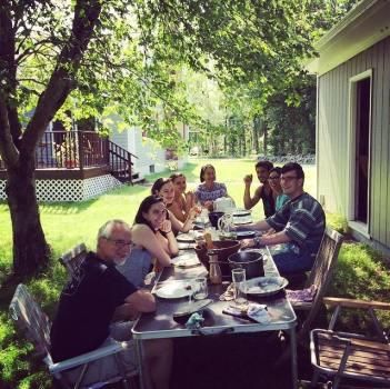 friends & family feast