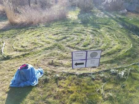 Jenza's labyrinth